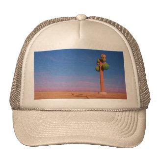 desert sunrise  route 66 trucker hat