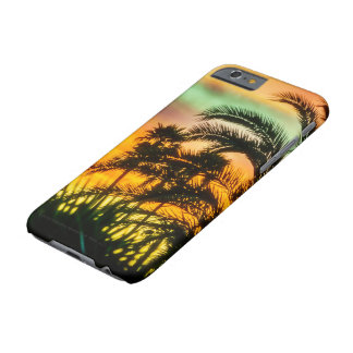 Desert Sunset Barely There iPhone 6 Case