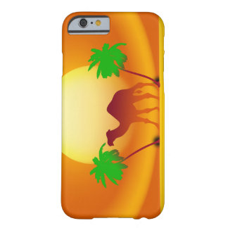 Desert Sunset Camels iPhone 6/6s,Phone Case