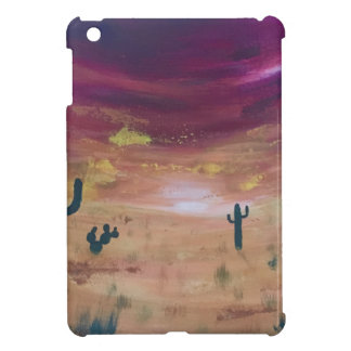 Desert Sunset Case For The iPad Mini
