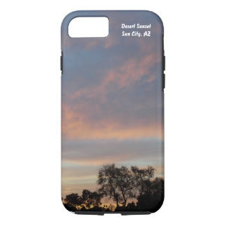 Desert Sunset I Phone Case 1