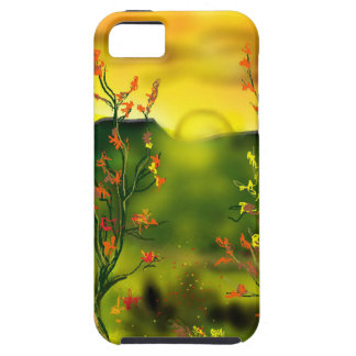 Desert Sunset IPhone 5 Cover