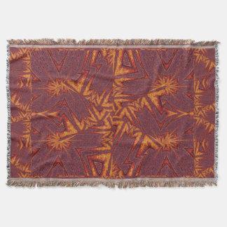 Desert Sunshine 55 Throw Blanket