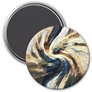 Desert Swirl Magnet