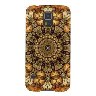 Desert Temple Mandala Cases For Galaxy S5