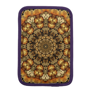 Desert Temple Mandala Sleeve For iPad Mini