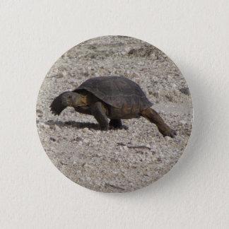 Desert Tortoise 2 Inch Round Button