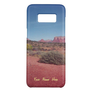 Desert Vista Personalized Case-Mate Samsung Galaxy S8 Case