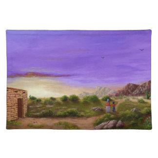 Desert Walk Placemat