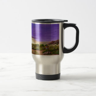 Desert Walk Travel Mug
