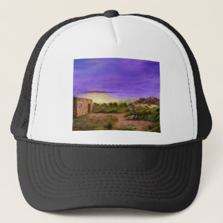 Desert Walk Trucker Hat