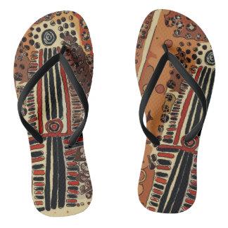 Desert Walker Man Flip Flops