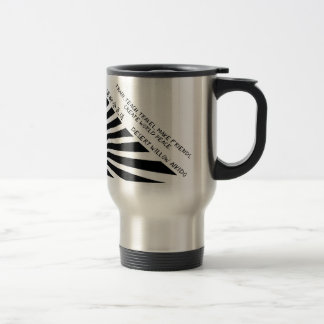 Desert Willow Aikido Stainless Travel Mug