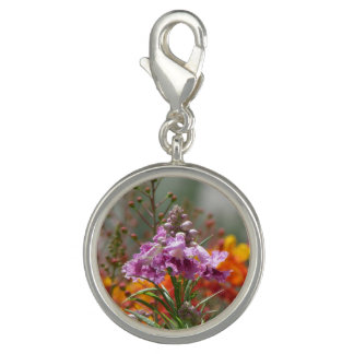 Desert Willow Bloom Photo Charms