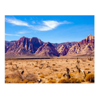 Deserts of Nevada Postcard