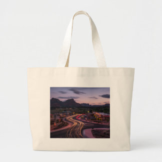 deserttrails large tote bag