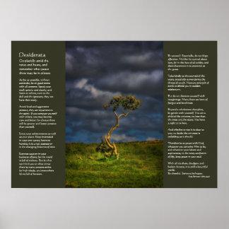 Desiderata - The Last Survivor Poster