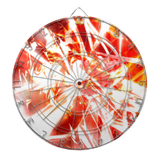 DESIGN9 SET3 orange Dartboard