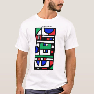 Design 006 Red, Green, Blue T-Shirt