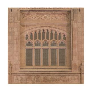 Design 2 wood print