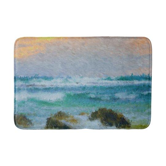 Design 58 ocean bath mat