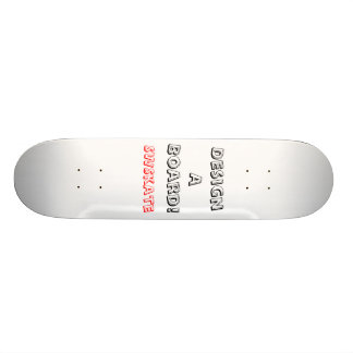 Design-A-Board! Skate Boards