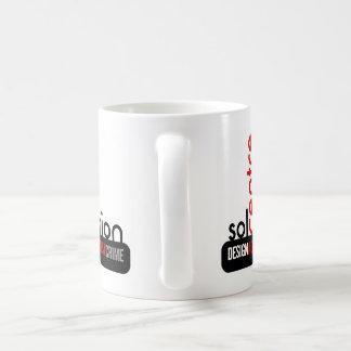 Design Against Crime Solution Centre mug (white)