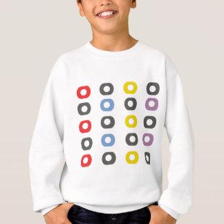 Design apple sweatshirt
