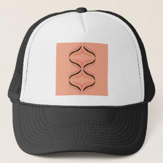 Design arabic Orange Trucker Hat