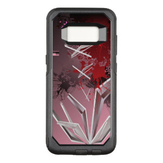 Design Backgrounds OtterBox Commuter Samsung Galaxy S8 Case