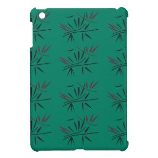 Design bamboo Eco elements iPad Mini Cover
