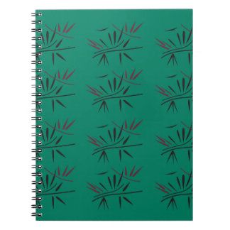 Design bamboo Eco elements Notebook