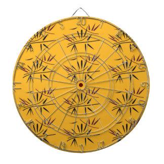 Design bamboo Gold Eco Dartboard