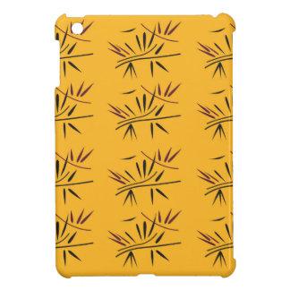 Design bamboo Gold Eco iPad Mini Cover
