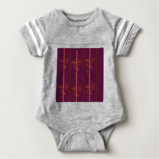 Design bamboo wine edition ethno baby bodysuit