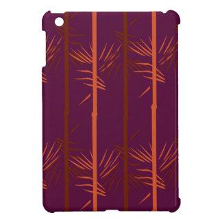 Design bamboo wine edition ethno iPad mini case
