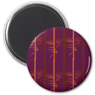 Design bamboo wine edition ethno magnet