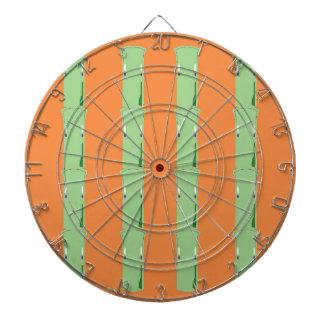 Design bamboos ethno dartboard