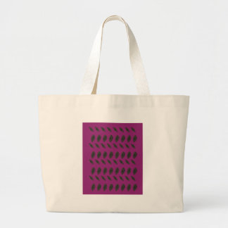 Design beans large tote bag