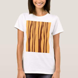 DESIGN BEDROOM Hand painted Trees T-Shirt