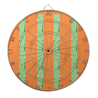 Design bio bamboo elements dartboard
