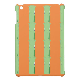 Design bio bamboo elements iPad mini case
