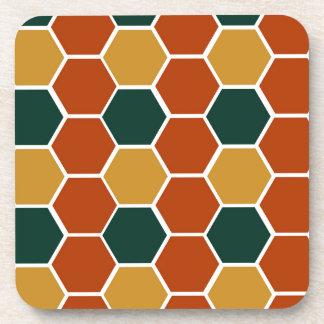 Design blocks Honey Coaster