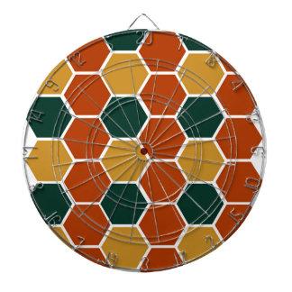 Design blocks Honey Dartboard