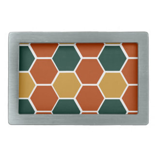 Design blocks Honey Rectangular Belt Buckle