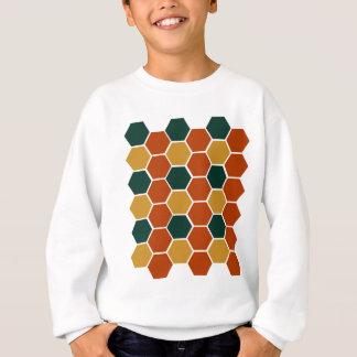 Design blocks Honey Sweatshirt
