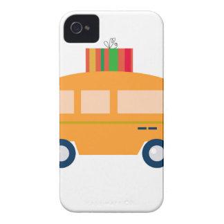 Design bus gold iPhone 4 cases