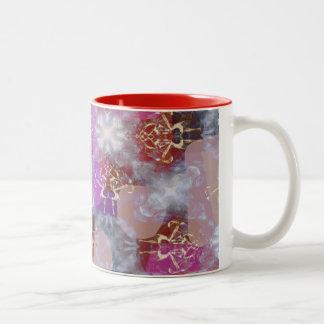 Design by BarbaraM Two-Tone Coffee Mug