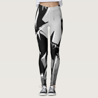 DESIGN BY FRANK MOTHE. Leggings