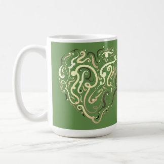 Design by Leslie Harlow Coffee Mug